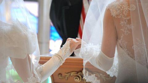 Mesebeli esküvőn kelt egybe a két Disney-hercegnő