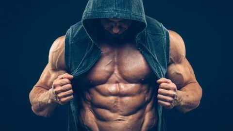 Egyre több férfi küzd testképzavarral