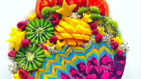 Ezek a leggyönyörűbb smoothie bowlok, amiket valaha láttál