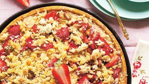 Ezért az epres sütiért érdemes bekapcsolni a sütőt!