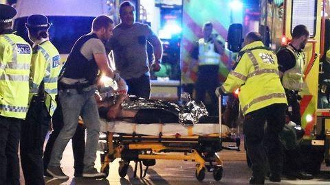 Londoni terrortámadás: 7 halott, 48 sérült