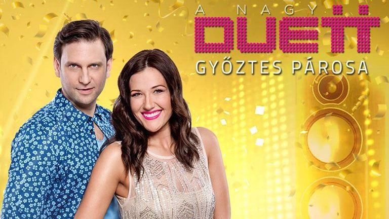 A Nagy Duett: Simon Kornél és Janicsák Veca nyerte