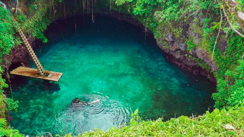 12 szürreálisan szép hely, ahol kristálytiszta vízben lubickolhatsz