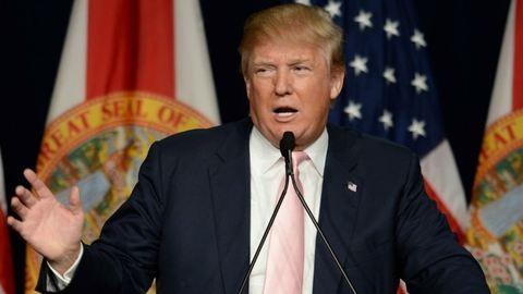 """Trump: """"Megvédjük Amerikát a terrorfenyegetésektől"""""""