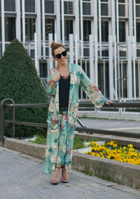 Így viseld a nyár egyik legdivatosabb darabját, a kimonót!