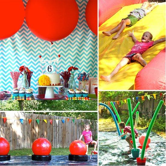 15 szabadtéri gyerekzsúr ötlet a nyárra