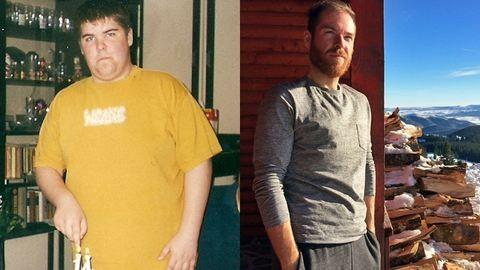 140 kilós tiniből jógaoktató, aki most másoknak segít a fogyásban – ismerjétek meg Zsoltot