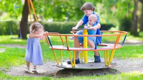 Játszótéri biztonsági kisokos