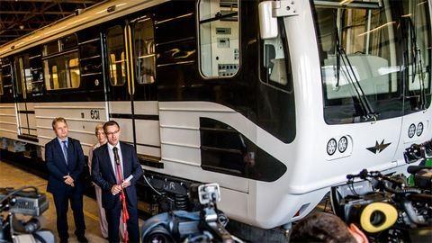 Durva hibát produkált a felújított metró