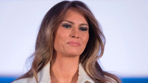 Új frizurát kap Melania Trump