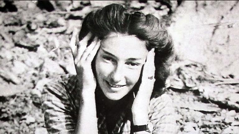 A vagányság mintaképe: Christine Granville síelt, lovagolt és nem mellékesen kora egyik legjobb hírszerzőjévé vált (Fotó: Spymuseum.com)