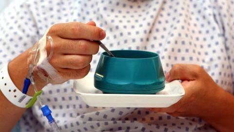 Felfordul a gyomrod ettől a kórházi kajától – fotó