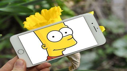 Simpson család-szereplők a valóságba montázsolva – vicces fotók