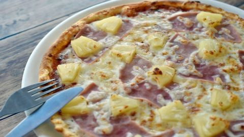 Meghalt a hawaii pizza feltalálója