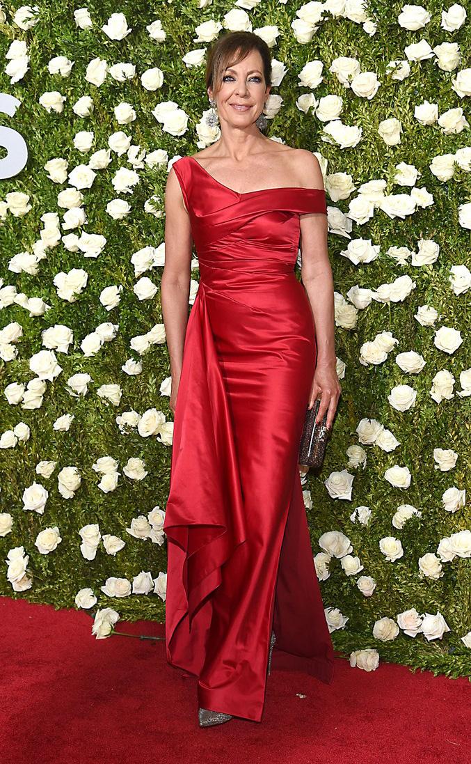 Allison Janney - Tony-gála 2017