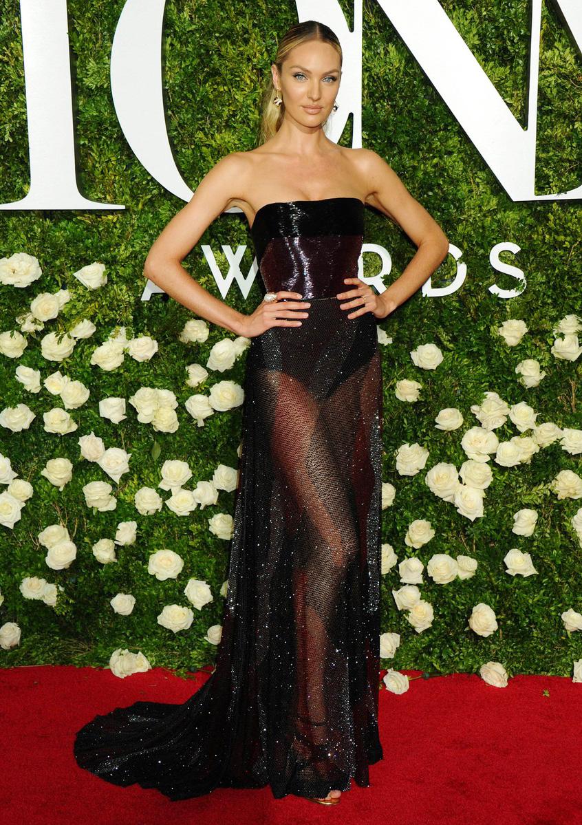Candice Swanepoel - Tony-gála 2017