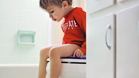 A fél internet rajong az anya vécéülőkés képéért