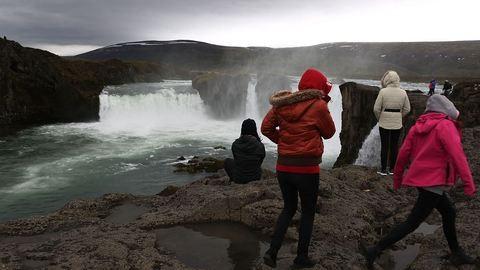 Izland nyáron igazi turista paradicsom - a helyiek egyre kevésbé örülnek