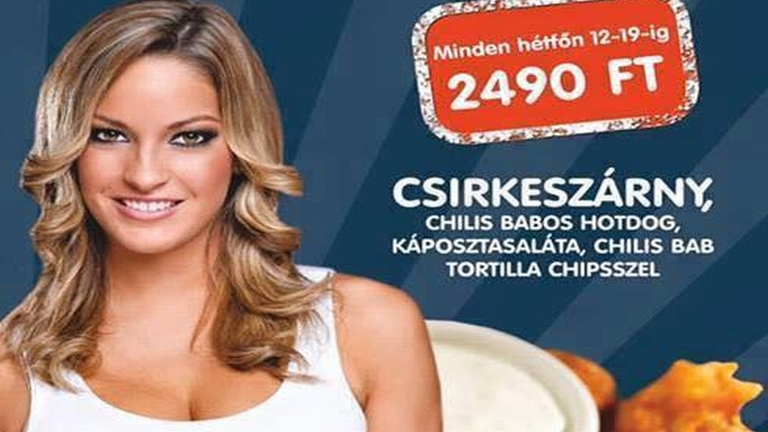 Forrás: Hooters Budapest FB
