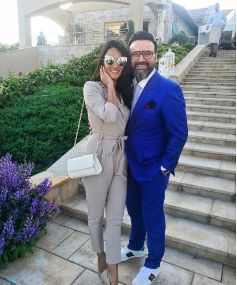 Debreczeni Zita és Gianni nászútjáról sem látunk majd sok képet