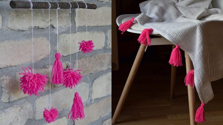 DIY: Pomponozd fel a lakást pár ezer forintból!