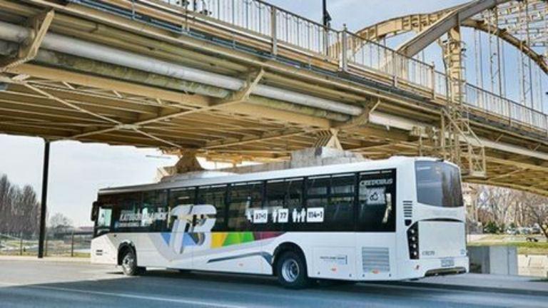 Szívtak az utasok a trehány buszsofőr miatt