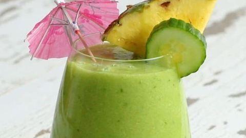 Vess véget a puffadásnak egy isteni, trópusi smoothie-val!