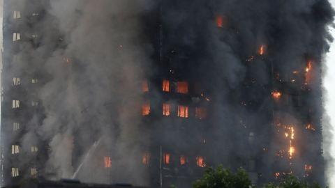 Londoni tűzvész: A tizedikről dobták ki a csecsemőt