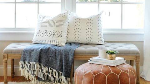 Ezért a hagyományos afrikai textilért őrülnek most meg a lakberendezők