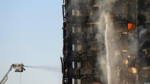 Londoni tűzvész: Már tizenketten haltak meg