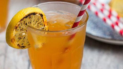 A limonádé még finomabb, ha grillezed