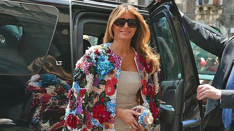 65 ezer forintért látványosan utálhatod Melania Trumpot