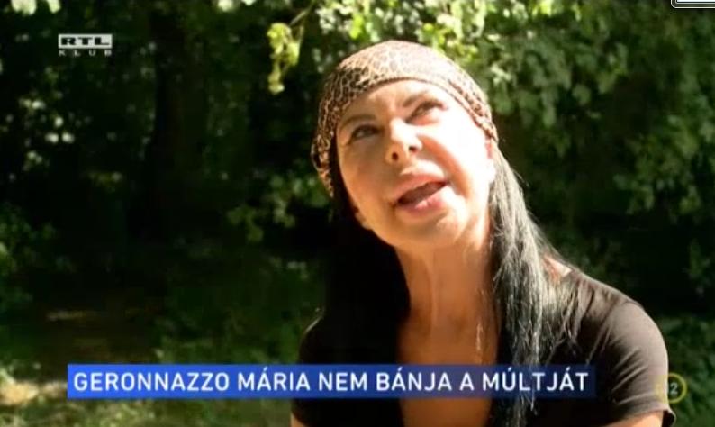 Hova tűnt Geronazzo Mária?