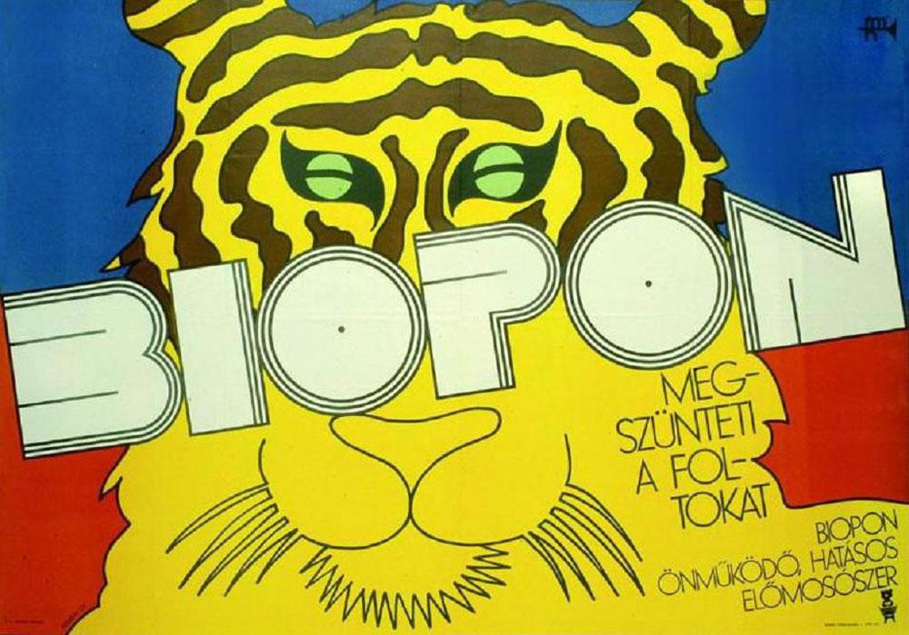 A formabontó Biopon-reklámot egy rámenős reklámos