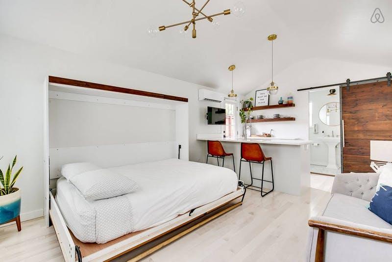 5 mód, ahogy kis lakásban az ágyat álcázhatod