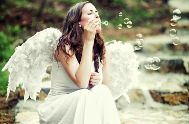 Lehet, te is egy földre szállt angyal vagy