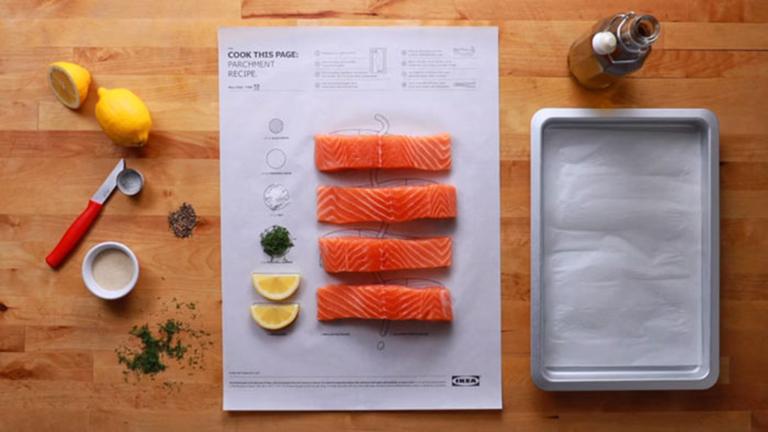 Bárki mesterszakács lehet az IKEA vicces, interaktív útmutatóival