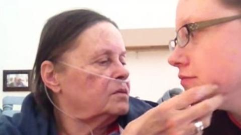 A netezők segítségével tudta meg, mik voltak édesanyja utolsó szavai