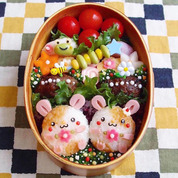 Elképesztő ebédeket csomagol a kreatív feleség