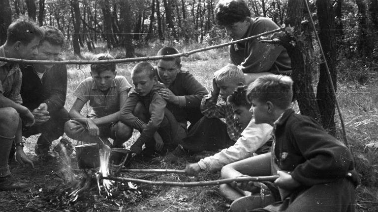 Egy hét apa és anya nélkül – elkezdődött a nyári táborok szezonja