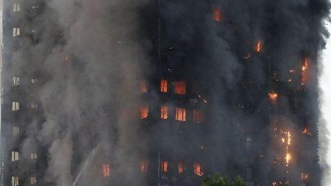 Nem tudnak mindenkit azonosítani a londoni tűzvész után