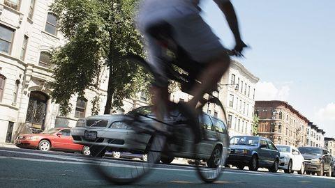Az autós-kerékpáros gyűlöletnek soha nem lesz vége!?