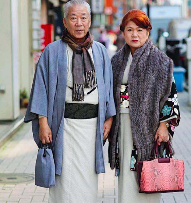 Ezek az idős párok olyan menők, amilyen te sosem leszel!