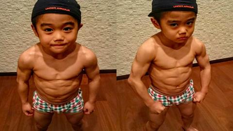 Leesik az állad a hétéves Bruce Lee-rajongótól!