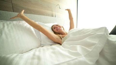 Inkább választom bármikor az alvást, mint egy bulit