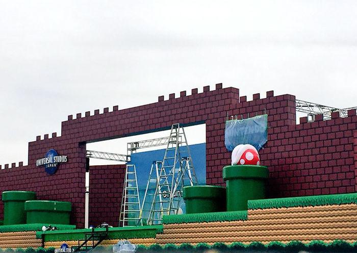 Itt vannak az első képek a japán Nintendo-Paradicsomból