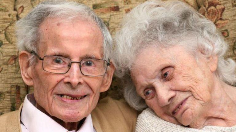80 éve együtt: a második világháború óta minden percét együtt tölti a házaspár