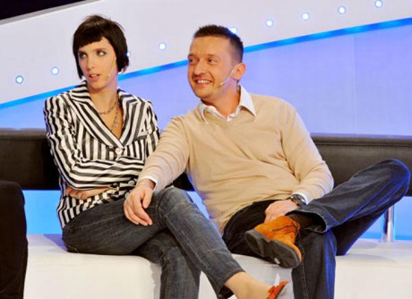 Rogán Antal és akkor még nem Rogán Cecília, hanem Gaál Cecília néven szerepeltek a műsorban