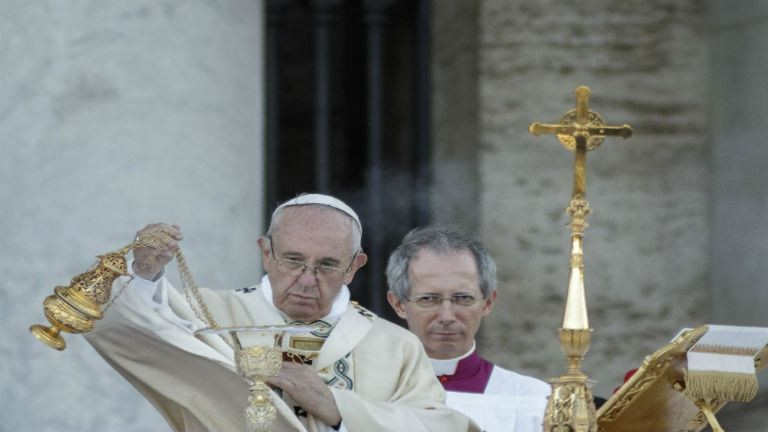 Ferenc pápa megteszi, amit egyetlen elődje sem mert
