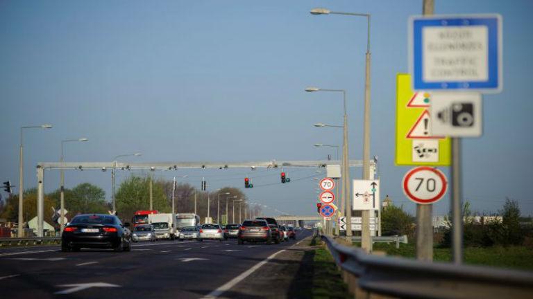 Újabb fix traffipax épül Budapesten - itt